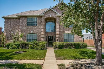 Dallas, Fort Worth Single Family Home For Sale: 4800 Island Circle