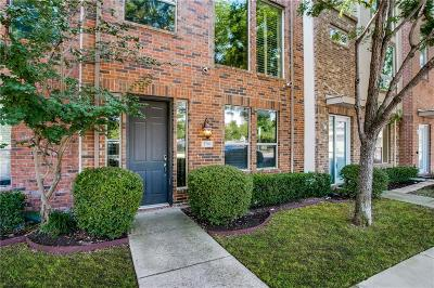 Dallas, Fort Worth Townhouse For Sale: 2706 Floyd Street