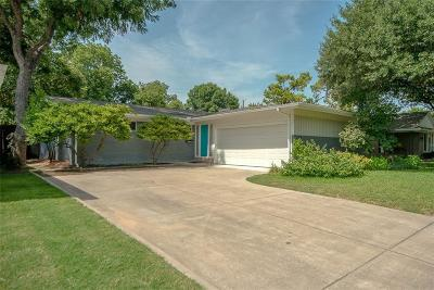 Dallas County Single Family Home For Sale: 7008 Wake Forrest Drive