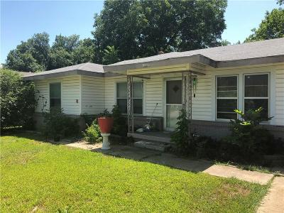 Wylie Single Family Home Active Option Contract: 316 S 3rd Street