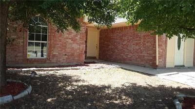 Irving Single Family Home For Sale: 3910 Jackson Street
