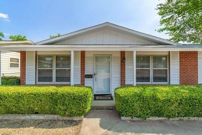 Dallas TX Single Family Home For Sale: $209,900