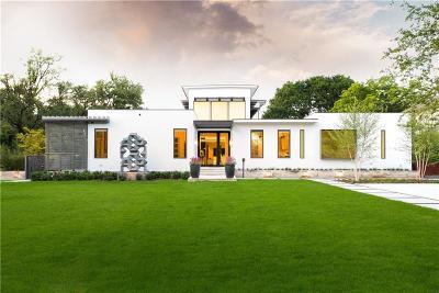 Dallas Single Family Home For Sale: 6607 Desco Drive