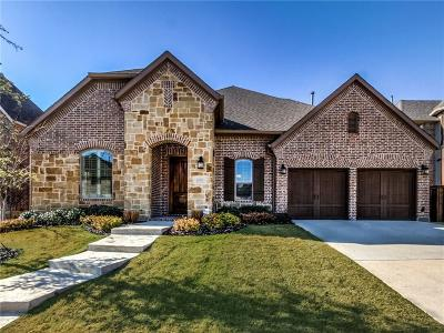 Frisco Single Family Home For Sale: 6183 Canyon Ranch Road