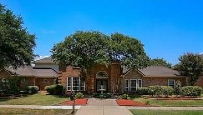 Irving Single Family Home For Sale: 1111 Stone Gate Drive