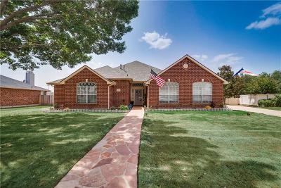 Crowley Single Family Home For Sale: 1008 Choke Cherry Lane