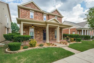 Carrollton Single Family Home For Sale: 1804 Auburn Drive