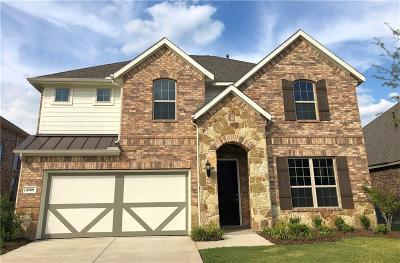 Forney Single Family Home For Sale: 1668 Deerpath Drive