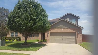 Fort Worth Single Family Home For Sale: 3933 Estrella Court
