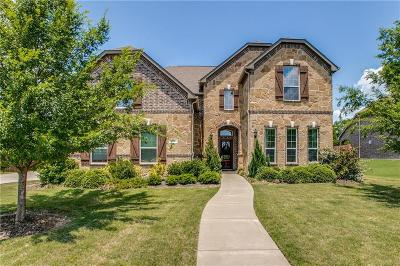 Rowlett Single Family Home For Sale: 8111 Lake Valley Court