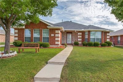 Murphy Single Family Home For Sale: 517 Laredo Drive