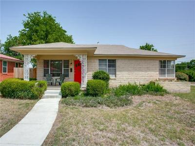 Dallas Single Family Home For Sale: 2271 Sutter Street