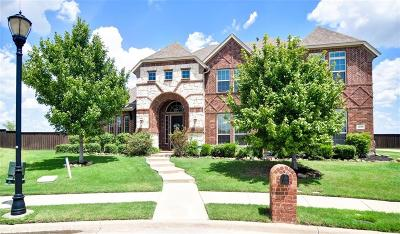 Rockwall TX Single Family Home Active Contingent: $495,000