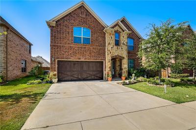 Fort Worth Single Family Home For Sale: 9316 Shoveler Trail