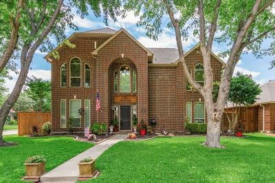 Frisco Single Family Home For Sale: 6201 Decatur Court