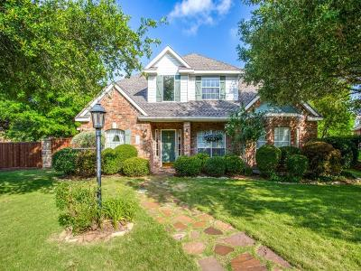 Allen Single Family Home Active Option Contract: 1220 Bel Air Drive