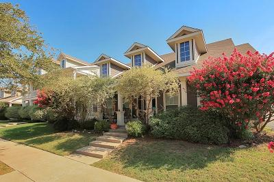 Providence Village Single Family Home For Sale