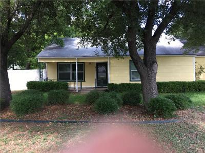 River Oaks Single Family Home For Sale: 1400 Long Avenue