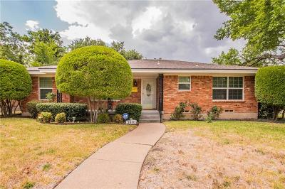 Garland Single Family Home For Sale: 3901 Douglas Drive