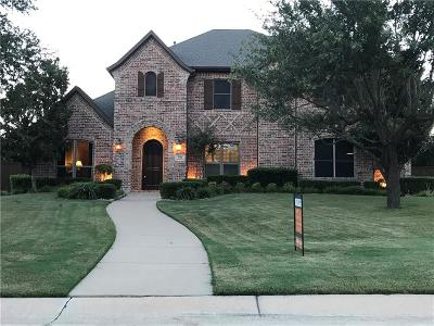 Garland Single Family Home For Sale: 7513 Ramblewood Drive