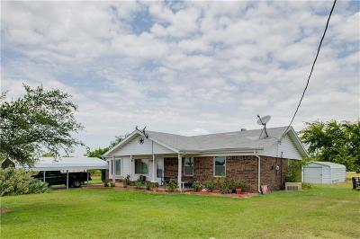 Springtown Single Family Home For Sale: 3791 Sarra Lane