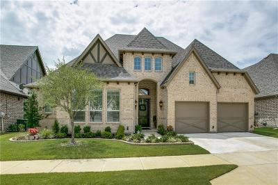 Colleyville Single Family Home For Sale: 5708 Heron Drive E