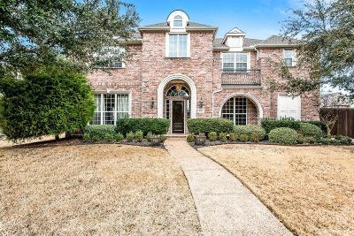 Single Family Home For Sale: 9767 Hawks Landing Drive