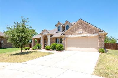 Arlington Single Family Home For Sale: 1423 Deer Hollow Drive