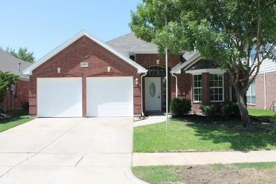 Sachse Single Family Home For Sale: 6507 Creek Crossing Lane