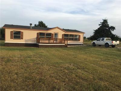 Alvarado Single Family Home For Sale: 8116 Pleasant Run Road
