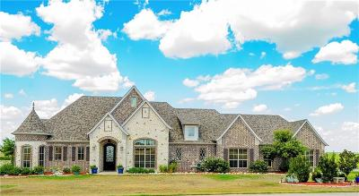Cleburne Single Family Home For Sale: 7401 Royal Winchester Dr