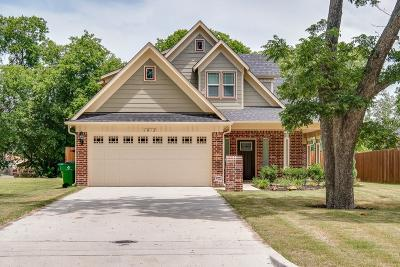 McKinney Single Family Home For Sale: 1612 N Bradley Street