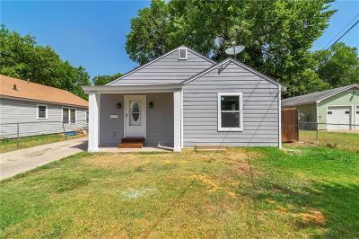 Dallas Single Family Home For Sale: 1323 Mentor Avenue
