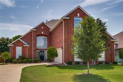 Frisco Single Family Home For Sale: 6204 Plantation Lane
