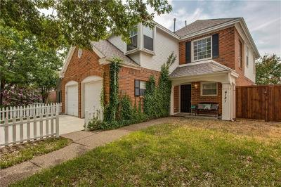 Plano Single Family Home Active Option Contract: 4121 Elmhill Drive