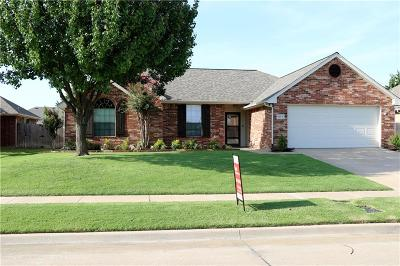 Midlothian Single Family Home For Sale: 6214 Cynthia Drive