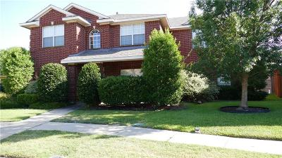 McKinney Single Family Home For Sale: 4103 English Ivy Drive
