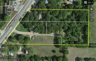 Denton Commercial Lots & Land For Sale: 2615 Fort Worth Drive