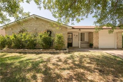 Garland Single Family Home Active Option Contract: 1606 Madera Drive