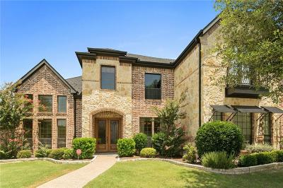 McKinney Single Family Home For Sale: 3608 Braewood Drive