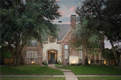 Plano Single Family Home For Sale: 5956 Willowross Way