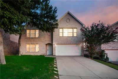 Fort Worth Single Family Home For Sale: 6512 Willow Oak Court