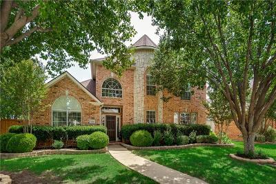 Plano Single Family Home For Sale: 7201 Cloverleaf Drive