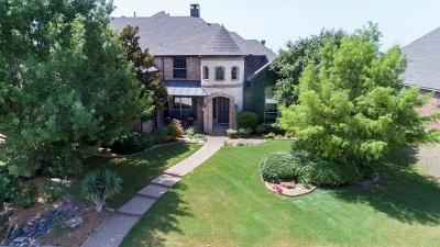 Prosper Single Family Home For Sale: 1230 Cedar Springs Drive