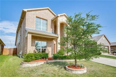 Fort Worth Single Family Home For Sale: 12813 Hidden Valley Court