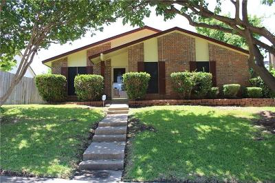 Mesquite Single Family Home For Sale: 1708 Golden Grove Drive
