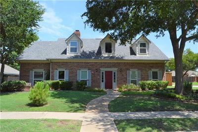 Plano Single Family Home For Sale: 2501 Powderhorn Drive
