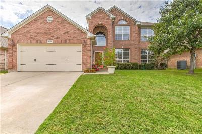 Fort Worth Single Family Home For Sale: 8605 Trace Ridge Parkway