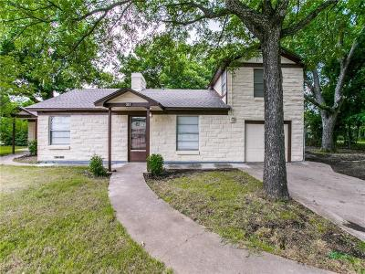 Red Oak Single Family Home Active Option Contract: 311 Methodist Street