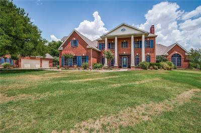 Fort Worth Single Family Home For Sale: 9508 Harbour View Lane